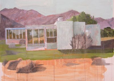 PALM SPRINGS<br />oil on canvas30 x 222012