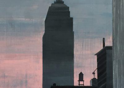 NEW YORK<br />oil on canvas72 x 602016