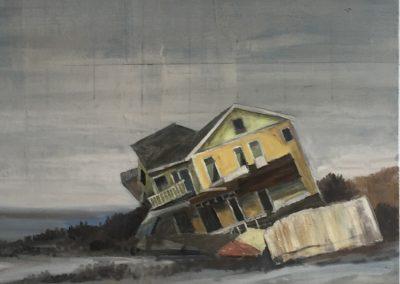 VACA HOUSE<br />oil on canvas50 x 402017